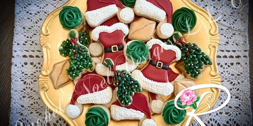 Copy of Santa Baby Cookie Class