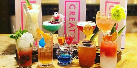 Cocktail Masterclass at Revolution, Plymouth tickets