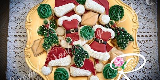 Santa Baby Cookie Class