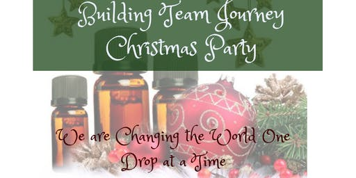 Building Team Journey Christmas Party
