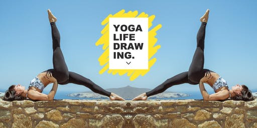 Yoga Life Drawing