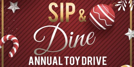 Clyde Frazier's Annual Sip & Dine Toy Drive Brunch! tickets