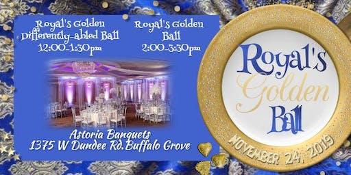 Royal's Golden Ball