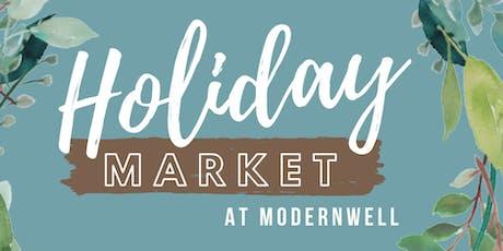 ModernWell Holiday Market tickets