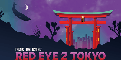 Red Eye 2 Tokyo's Album Launch Party (Free)