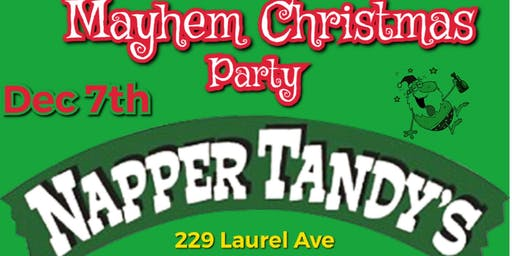 Motorcycle Mayhem Radio Christmas Party