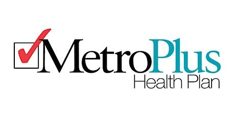 MetroPlus Health Plan Office Hours tickets
