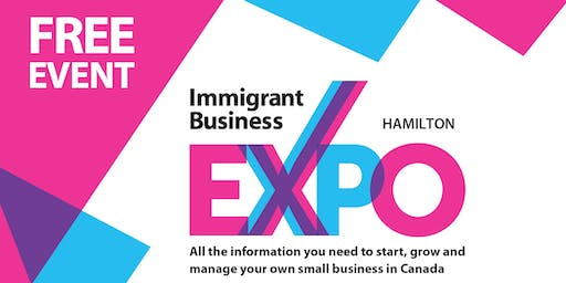 Immigrant Business Expo - Hamilton