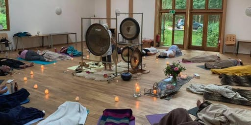 Winter Solstice Gong Bath & Cacao Ceremony