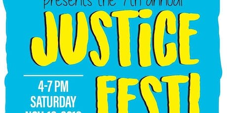 8th Annual Justice Fest! tickets