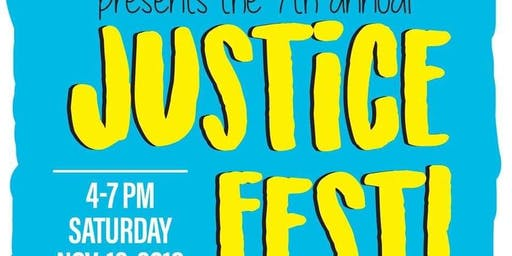 8th Annual Justice Fest!