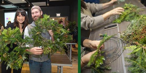 Wreath Making Workshops at Gallagher Way 2019