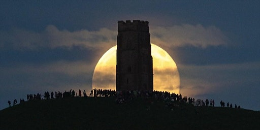 Equinox Reiki Training Level 1 & 2 Combined at Glastonbury Tor (to Healing Practitioner level) Attunements with Worldwide Certification