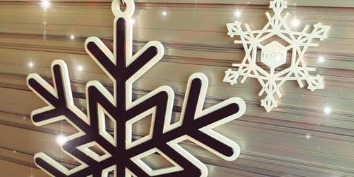 Holiday Build-Your-Own Snowflake Workshop