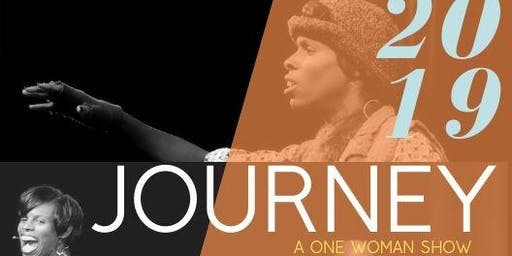 Journey,  A One Woman Show