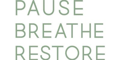 Pause Breathe Restore for the Holidays