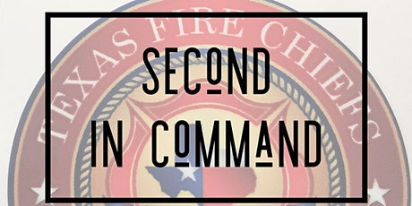Second in Command Workshop tickets