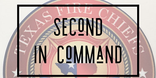 Second in Command Workshop