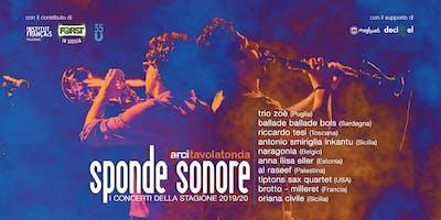 SPONDE SONORE 2019/20 - rassegna di concerti