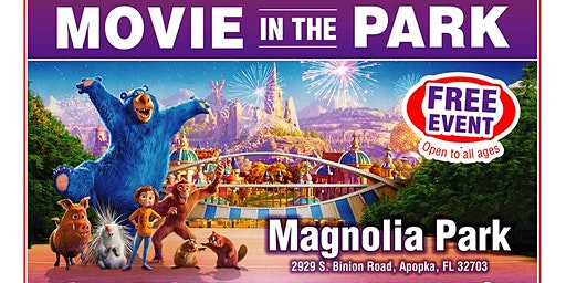 MOVIES IN THE Park - Magnolia Park
