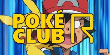 Pokemon Club: Meet, Trade, Play tickets