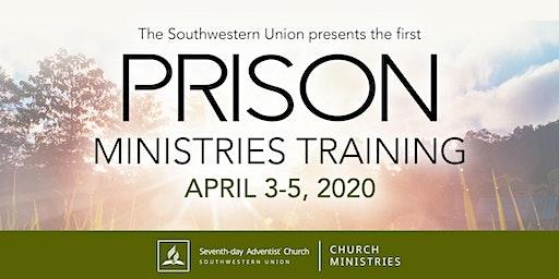Prison Ministries Training