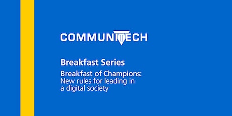 Communitech Breakfast Series: Breakfast of Champions tickets