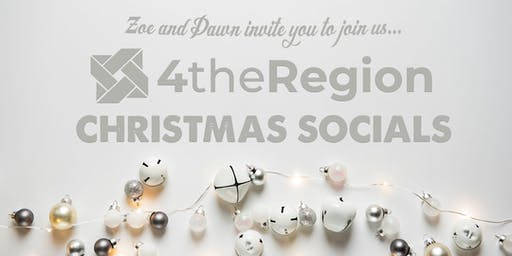 4theRegion Christmas Social in Narberth