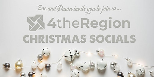 4theRegion Christmas Social in Swansea