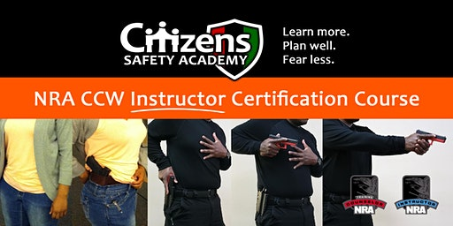 NRA CCW Instructor Certification Course (Memphis)