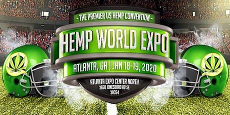 HempWorld Expo Atlanta tickets