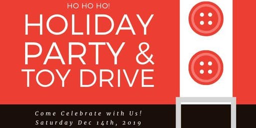 Holiday Party & Toy Drive