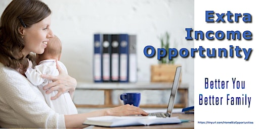 Online Webinar: Extra Income Opportunity (Special for Women)-Sabah