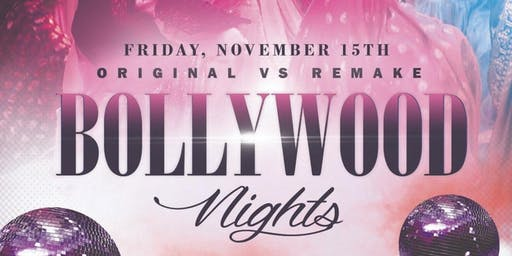 Bollywood Nights - Original vs Remake
