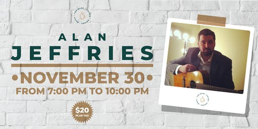 The Muse present Alan Jeffries