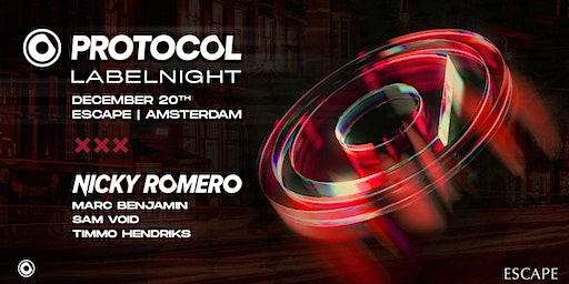Nicky Romero presents Protocol Labelnight