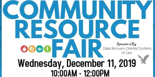Community Resource Fair