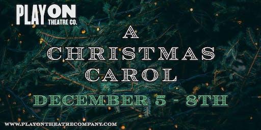 A Christmas Carol Friday Night