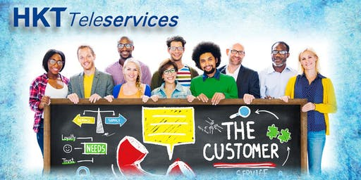 HKT Teleservices Customer Service Hiring Events