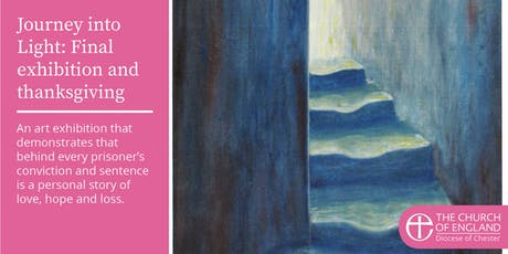 Journey into Light: Final exhibition and thanksgiving service tickets