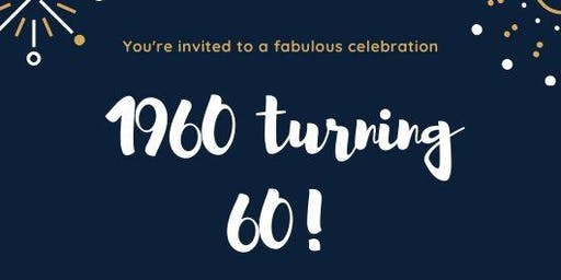1960 turning 60