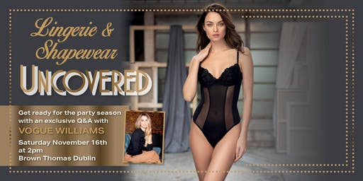 Lingerie & Shapewear Uncovered
