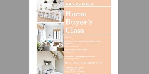 Home Buyer's Class