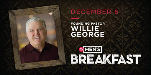 COTM Men's Breakfast with Pastor Willie George