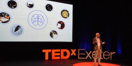 TEDxExeter 2020 LIVESTREAM tickets