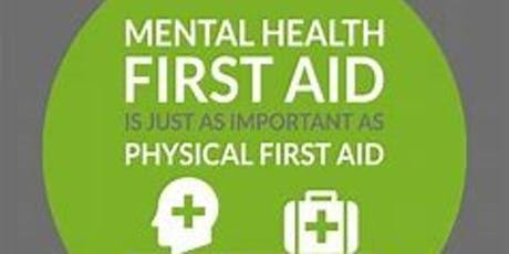 Two Day Mental Health First Aid for Adults