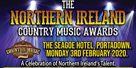 Northern Ireland Country Music Awards 2020 tickets