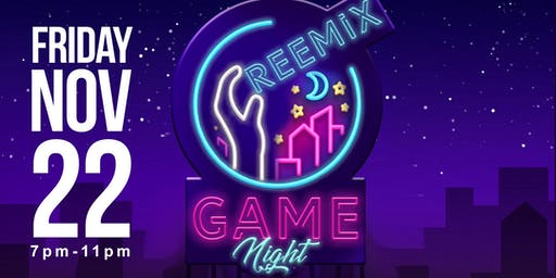 Reemix GameNight