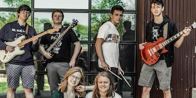 Portsmouth Music and Arts Center: Teen & Pre-teen Rock Show