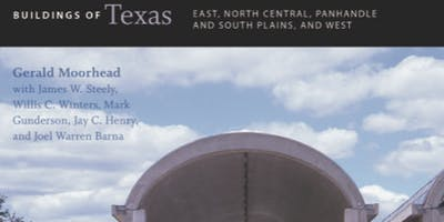Buildings of Texas Book Lecture and Signing